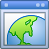 Web-browser icon