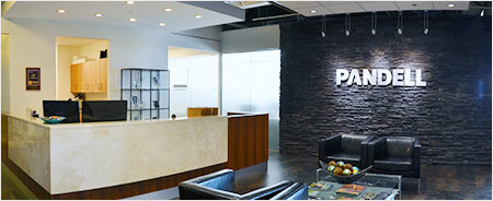 Pandell Office Foyer