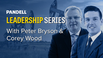 Webinar presentation by Peter Bryson and Corey Wood