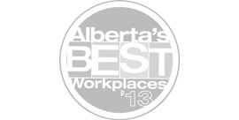 Alberta's Best Workplaces 2013 award