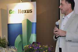 Pandell President Greg Chudiak Speaking on GeoNexus