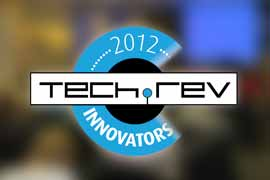 2012 TechRev Innovator Award