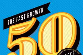 Alberta Fast Growth 50 Award