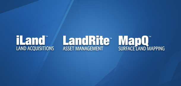 LandRite, iLand and MapQ Join Pandell's Oil & Gas Back-Office Software Suite