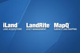 LandRite, iLand and MapQ Join Pandell's Oil & Gas Back-Office Software Suit