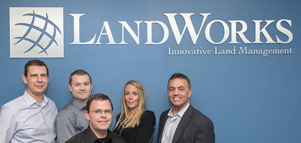 Pandell management at LandWorks Inc.