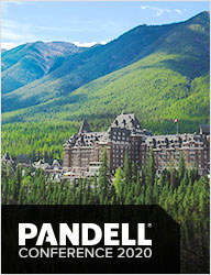 The 2020 Pandell Users Conference will be held at the Banff Springs hotel
