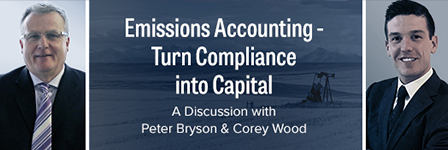 Register for the Pandell Leadership Series - Emissions Accounting webinar.